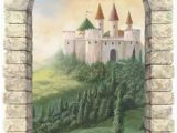 Medieval Wall Murals 27 Best Castle Mural Images
