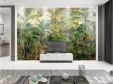 Medieval Wall Murals Beibehang Custom Wallpaper Mural Rainforest Vintage European Hand