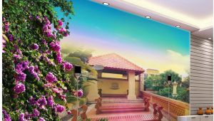 Mediterranean Murals for Walls Mediterranean Style Mural Tv Wall Mural 3d Wallpaper 3d Wall Papers for Tv Backdrop Babe Wallpaper Baby Wallpaper From Catherine $16 59