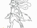 Mega Lucario Coloring Page Pokemon Coloring Pages Lucario Coloring Pages Mega Evolved Drawing