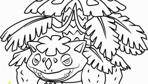 Mega Venusaur Coloring Pages Mega Venusaur Pokemon Coloring Page Free Pokémon Coloring Pages