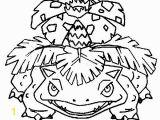 Mega Venusaur Coloring Pages Picture Coloring Pokemon Coloring Pages Venusaur with Coloring Pages