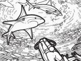 Megalodon Coloring Pages to Print 27 Free Coloring Pages Shark
