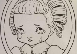 Melanie Martinez Coloring Book Pages 22 Melanie Martinez Cry Baby Coloring Book Pages