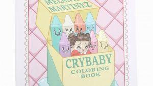 Melanie Martinez Coloring Book Pages Pdf Fresh Melanie Martinez Cry Baby Coloring Book Pages Flower