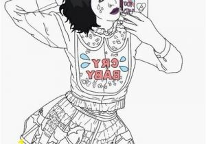 Melanie Martinez Coloring Pages 12 Unique Melanie Martinez Coloring Pages