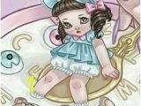 """Melanie Martinez Cry Baby Coloring Book Pages Cry Baby by Melanie Martinez"""" """"saddest Girl She Has to Be Salty"""