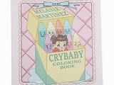 Melanie Martinez Cry Baby Coloring Book Pages Luxury Melanie Martinez Coloring Book Coloring Pages