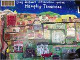 Memphis Wall Murals Love This Mural Picture Of Central Bbq Memphis Tripadvisor