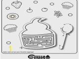 Menchies Coloring Pages Shattering Coloring Pages Muffins Free Coloring Pages