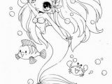 Mermaid Coloring Pages for Teens Pin by Kawaii Lollipop On Dolly Creppy Pinterest