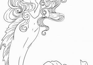 Mermaid Difficult Coloring Pages for Adults atividades Educativas atividades Infantis atividades