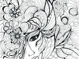 Mermaid Difficult Coloring Pages for Adults Detailed Coloring Pages for Adults Animal Very – Wiggleo