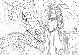 Mermaid Difficult Coloring Pages for Adults Fairy Coloring Page Intricate Pages Printable Detailed