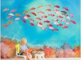 Mermaid Mural Ideas 16 Best Fish Mural Ideas Images