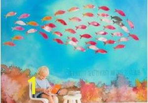Mermaid Mural Ideas 16 Best Fish Mural Ideas Images