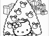 Merry Christmas Hello Kitty Coloring Pages Hello Kitty Merry Christmas Coloring Page Free Coloring
