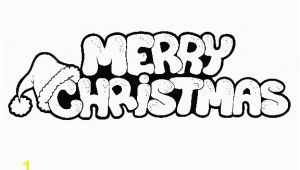 Merry Christmas Words Coloring Pages Merry Christmas Coloring Pages Merry Christmas Sign