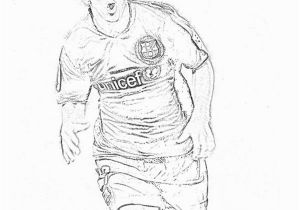 Messi Vs Ronaldo Coloring Pages 28 Collection Of soccer Player Drawing Messi