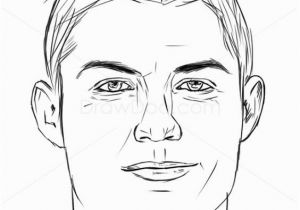 Messi Vs Ronaldo Coloring Pages Lionel Messi Drawing at Getdrawings