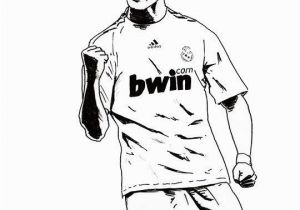 Messi Vs Ronaldo Coloring Pages Ronaldo Coloring Pages