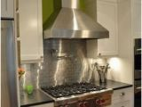 Metal Backsplash Mural 22 Best Metal Tile Backsplash Images