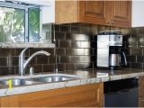 Metal Kitchen Backsplash Murals Peel and Stick Backsplash Tile Guide