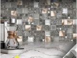 Metal Murals for Kitchen Backsplash 22 Best Metal Tile Backsplash Images