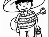 Mexican Coloring Pages Mexican Coloring Pages 5 Thumb 420—604