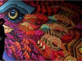 Mexican Mural Artist Farid Rueda New Pieces In Bogota Colombia Street Art