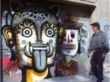 Mexican Mural Artist Miguel Mejia Streetartist Paintings Pinterest
