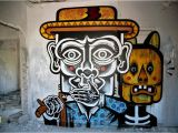Mexican Mural Artist Neuzz Mexico the Best Art Of Street Art