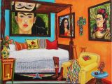 Mexican themed Wall Murals Frida Kahlo Poster Frida Kahlo Art Frida Kahlo Large Poster