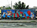 Mexican themed Wall Murals Wall by Sunenesu In Mexico Street Art