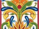 Mexican Tile Murals southwest 347 Best Tile Murals Images