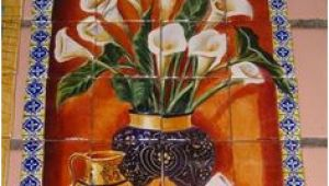 Mexican Tile Murals southwest 86 Best Mex Murals Images
