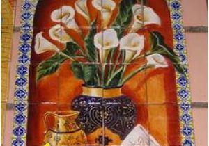 Mexican Tile Murals southwest 86 Best Mex Murals Images