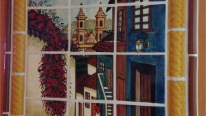 Mexican Tile Wall Murals Mexican Style Mural Callejuela
