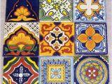 Mexican Tile Wall Murals Spanish Mediterranean Decor 9 Hand Painted Talavera Mexican