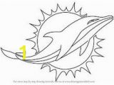Miami Dolphins Coloring Pages 650 Best Fin Fun Images