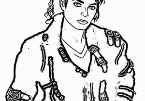Michael Jackson Coloring Pages for Kids Michael Jackson Coloring Pages Free Printable