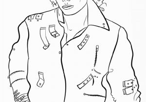 Michael Jackson Coloring Pages for Kids Michael Jackson Coloring Pages