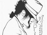 Michael Jackson Smooth Criminal Coloring Pages Dibujos Para Pintar De Michael Jackson Colorear Imágenes