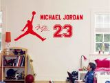 Michael Jordan Wall Mural You Must Expect Great Things Of Yourself Michael Jordan Inspiration