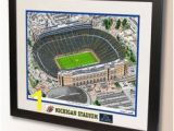 Michigan Stadium Wall Mural 57 Best Ann Arbor Gifts Images