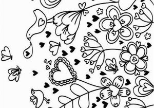 Michigan State Flower Coloring Page Michigan State Flower Coloring Page Awesome Kawaii Food Coloring