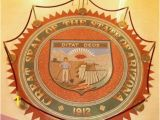 Michigan State Seal Coloring Page Arizona State Seal