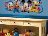 Mickey and Friends Wall Mural Disney S Mickey Mouse Clubhouse Capers Giant Wall Decal