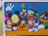 Mickey and Friends Wall Mural Mural Collage