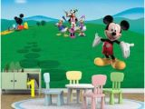 Mickey and Friends Wall Mural Pin by Mcpherson Giftware On Thomas the Tank Murals
